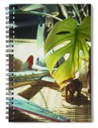 Suburban Safari Original Spiral Notebook