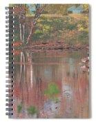 Sudbury River Spiral Notebook