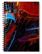 Sudden Celebration Spiral Notebook