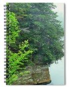 Sugar Creek, Turkey Run State Park Spiral Notebook
