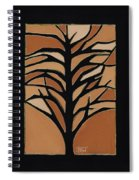 Sugar Maple Spiral Notebook