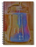 Sugar Shaker 1 Spiral Notebook