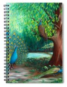 Suitors Spiral Notebook