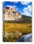 Sukakpak Reflection Spiral Notebook