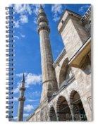 Suleiman Mosque 08 Spiral Notebook