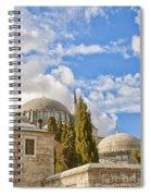 Suleiman Mosque 18 Spiral Notebook