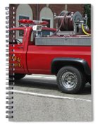 Sullivan 6  Spiral Notebook