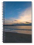 Sullivan's Island Sc Sunrise Spiral Notebook
