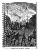 Sullivans March, 1779 Spiral Notebook