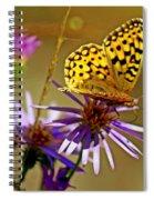 Sulpher Spiral Notebook