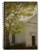 Sulphur Springs Methodist Church Spiral Notebook