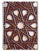 Sultan Ahmet Mausoleum Door 04 Spiral Notebook