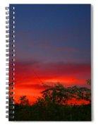 Sumac Sunset Spiral Notebook