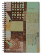 Summer 2014 - J088097112-brown01 Spiral Notebook