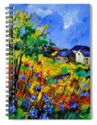 Summer 673180 Spiral Notebook