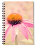 Summer Always Comes Anyway Spiral Notebook