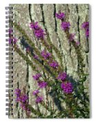 Summer Bloom 2 Spiral Notebook