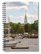 Summer Boardwalk - 2009 Spiral Notebook