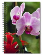 Summer Breeze Spiral Notebook