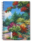 Summer Colors Spiral Notebook