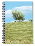 Summer Day Spiral Notebook