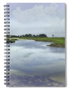 Summer Daze Spiral Notebook