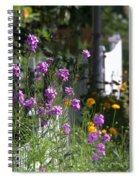 Summer Dreams Two Spiral Notebook