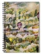 Summer Eden Spiral Notebook