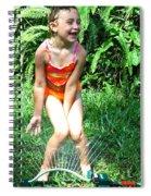 Summer Fun Spiral Notebook