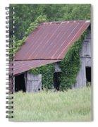 Summer Growth Spiral Notebook