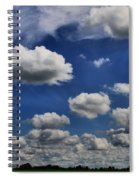 Summer Horizon Spiral Notebook