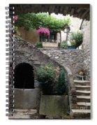 Summer House Spiral Notebook