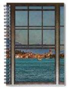 Summer Imagination Spiral Notebook