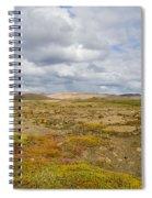 Summer In Iceland Spiral Notebook