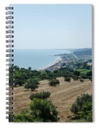 Summer In Italy Spiral Notebook