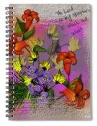 Summer Inspiration Spiral Notebook