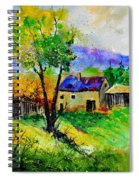Summer Landscape 316062 Spiral Notebook