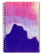 Summer Midnight Spiral Notebook