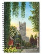 Summer Morning St. Mary Spiral Notebook