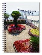 Summer Music Festival In Ravello Italy  Spiral Notebook