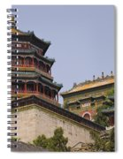 Summer Palace, Beijing Spiral Notebook