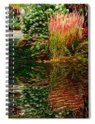 Summer Reflections Spiral Notebook