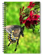 Summer Refreshment Spiral Notebook