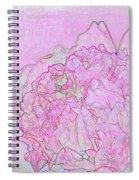 Summer Rush Spiral Notebook