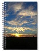 Summer Sets Spiral Notebook