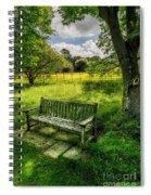 Summer Shade Spiral Notebook