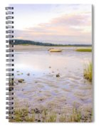 Summer Sunrise At Little Neck Spiral Notebook
