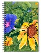 Summer Tango Spiral Notebook