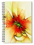 Summer Thoughts Spiral Notebook