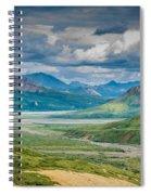 Summer Valley Spiral Notebook